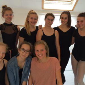 Workshop Klassiek ballet en Hedendaagse/Moderne dans: 7 mei 2017.