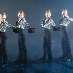 Het Dansstudio EDG team