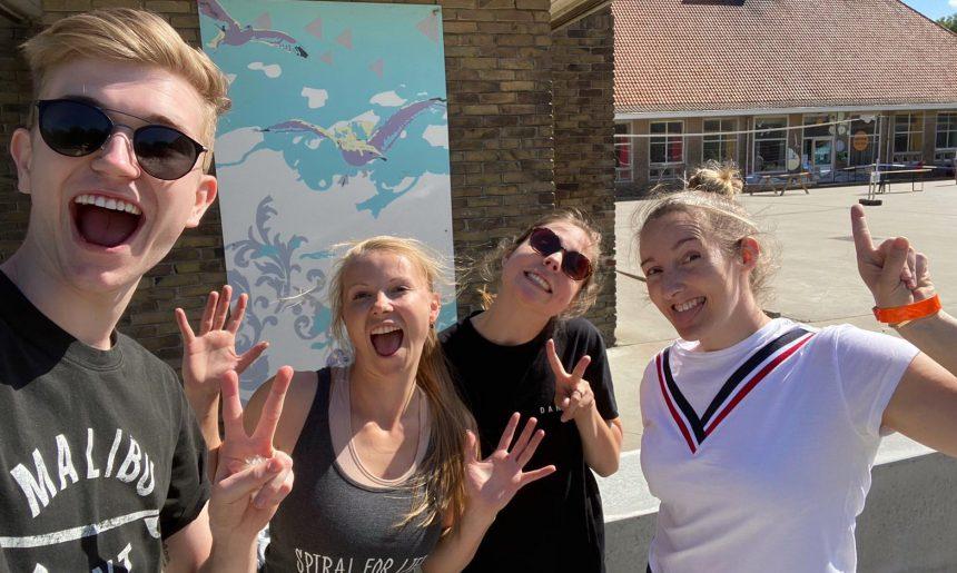 Dagboek Seadance – vrijdag 10 juli